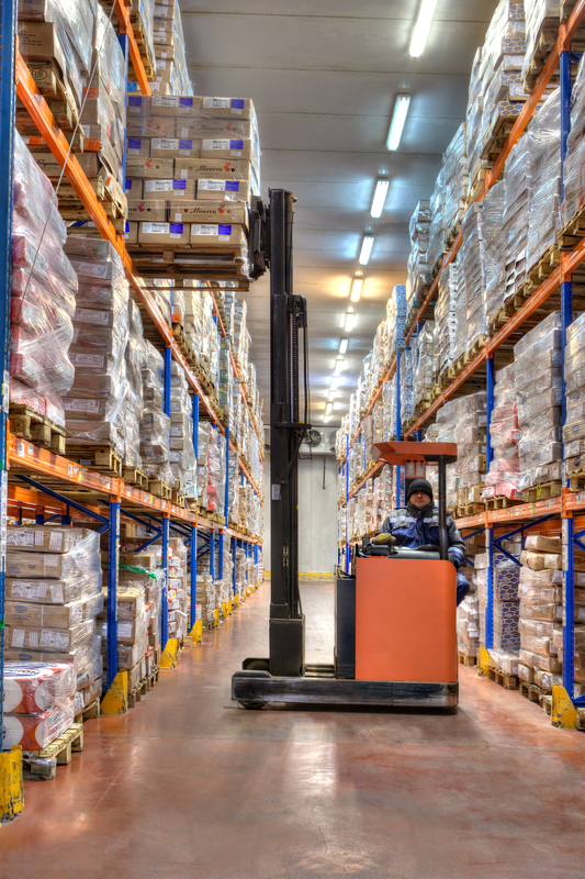 VNA Forklifts Singapore | Very Narrow Aisle, Flexi Forklifts